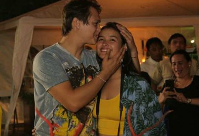 Liza Soberano still could not get over her successful surprise birthday party for Enrique Gil