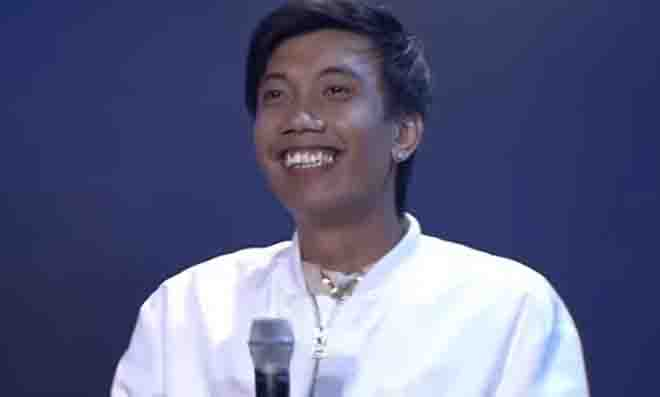 WATCH:  Joven Olvido takes 'Pilipinas Got Talent' by storm