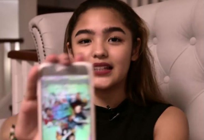 Andrea Brillantes Scandal Watch