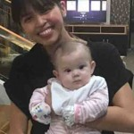 WATCH:  Maine Mendoza visits Baby Malia