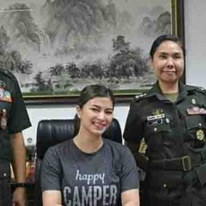 Angel Locsin seriously prepares for her role in 'The General's Daughter'