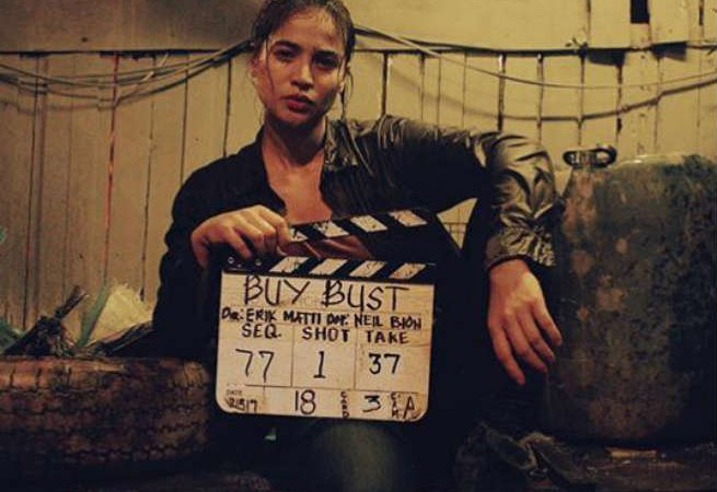 'BuyBust' director Erik Matti reveals Anne Curtis agreed to be lit on fire without a double