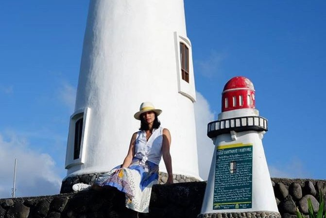Anne Curtis starts shooting another upcoming film 'Aurora' in Batanes