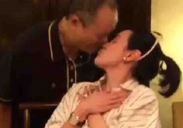 WATCH:  Netizens gush over the 'kilig' moments between Gretchen Barretto and Tony 'Boy' Cojuangco