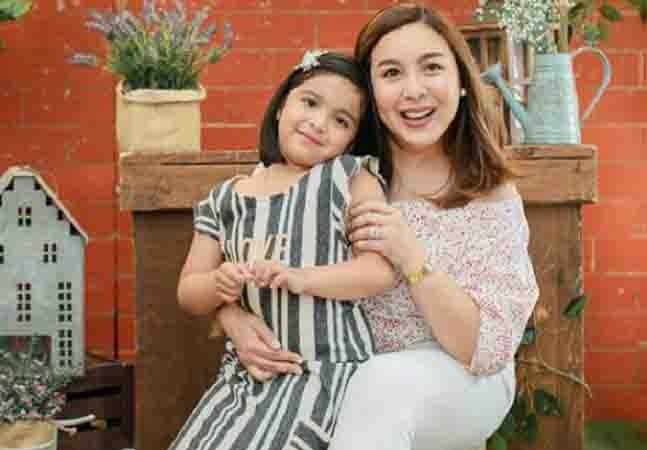 Meet Marjorie Barretto's youngest daughter – Erich