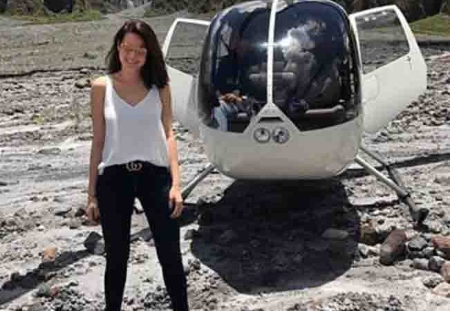 Bea Alonzo goes to Pinatubo with Gerald Anderson
