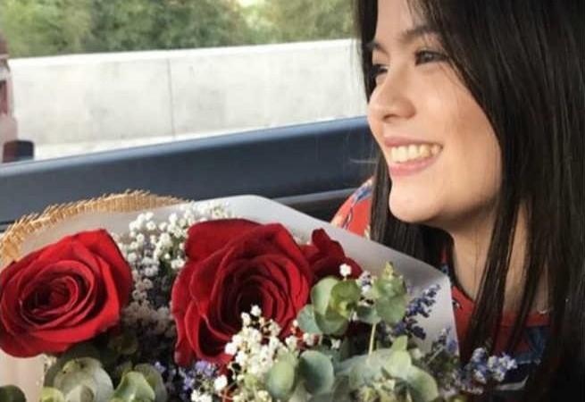 Bea Binene breaks her silence after allegedly receiving flowers from Alden Richards