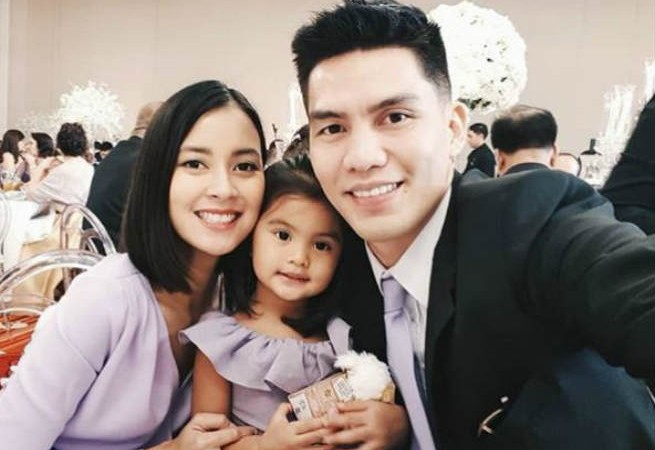 Bianca Gonzales is pregnant with her second child