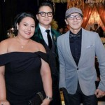 Netizens gush over Daniel Padilla, Karla Estrada, and Rommel Padilla's photo as they go out for lunch together