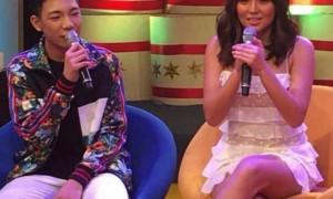"Darren Espanto swoons over Kathryn Bernardo's stare: ""Natunaw na ako.."""