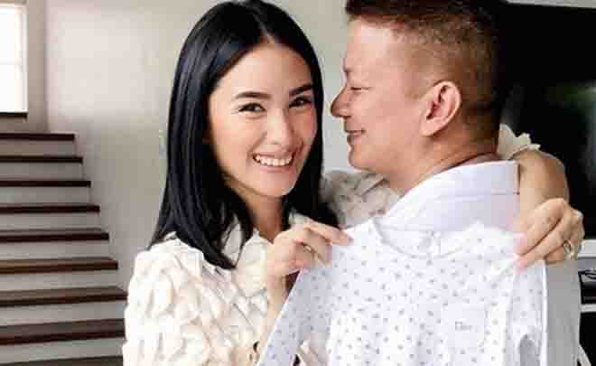 "Netizen assumes Heart Evangelista's pregnancy is via ""IVF""; Heart reacts"