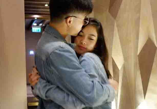 Netizens ask 'Paano na si Vice' after Jaki Gonzaga posts photos with Hashtag Tom Doromal