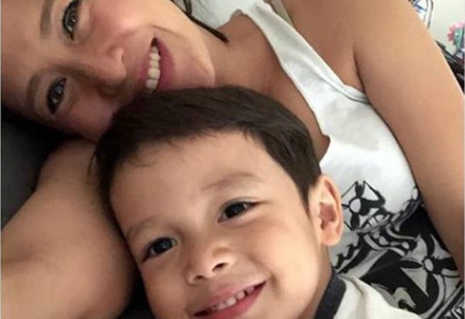 Jolina Magdangal gets sentimental as she posts touching message for soon-to-be kuya Pele