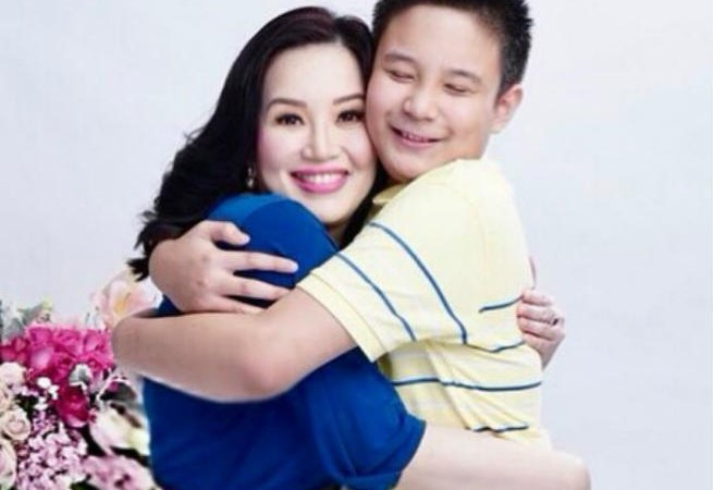 Proud mom Kris Aquino shares how Bimby excels in school with straight A grades
