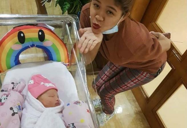 """Melai Cantiveros upon seeing Jolina Magdangal's baby girl Vika: """"Ang magmamana ng pagka chuva chuchu ng nanay nya"""""""