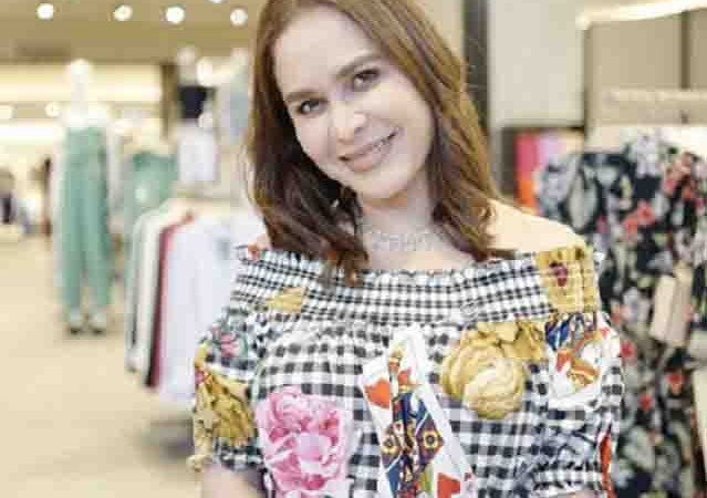 Jinkee Pacquiao reacts to netizen on flaunting branded outfits