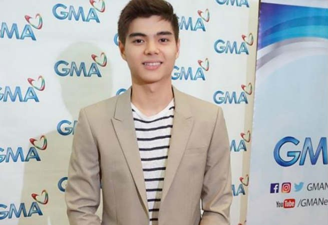 Paul Salas signs contract with GMA Artist Center amid Barbie Imperial and JM De Guzman's team up