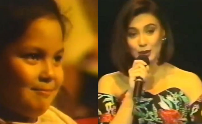 Sharon Cuneta posts sweet throwback performance for daughter KC Concepcion amid spat issue