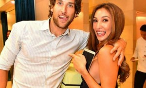 Solenn Heussaff dares Nico Bolzico to be the ultimate Instagram hubby