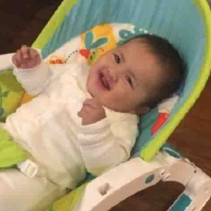 WATCH:  Cute reaction of Baby Talitha upon seeing Pauleen and Vic Sotto