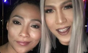 Jaya becomes emotional after Vice Ganda defends her from bashers
