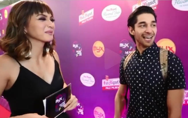 "Wil Dasovich upon meeting Iya Villania for the first time: ""My dream before was to be your husband"""