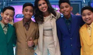 Maine Mendoza's performance with Broadway Boys surpass 1 million tweets