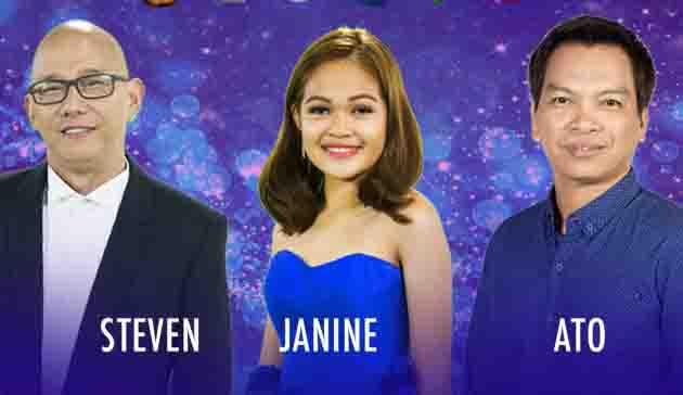 Ato Arman, Steven Paysu, Janine Berdin emerge as 'Tawag ng Tanghalan' Final 3
