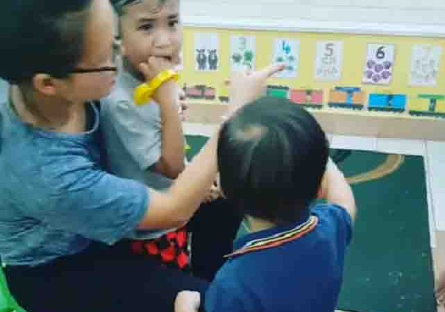 Chito and Neri Miranda touched by their son Miggy's thoughtful gesture towards his crying classmate