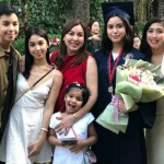 Claudia Barretto graduates from senior high with honors