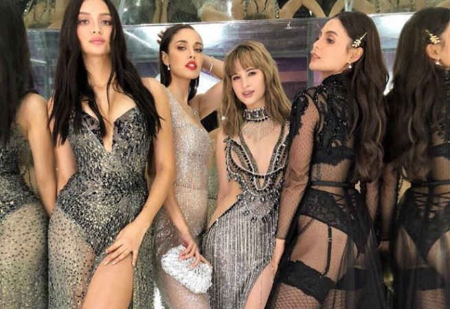 Coleen Garcia, Megan Young, Lovi Poe, Kylie Verzosa slay together in one photo