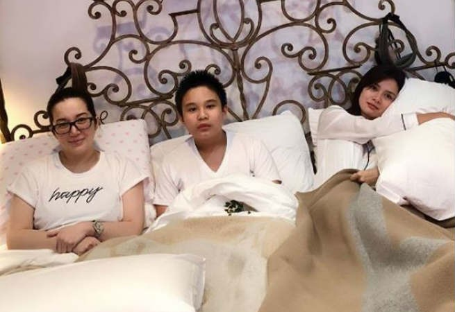 Kris Aquino 'adopts' Erich Gonzales after being rushed to the hospital