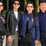 Karla Estrada shares vacation photos of Herbert Bautista and his family