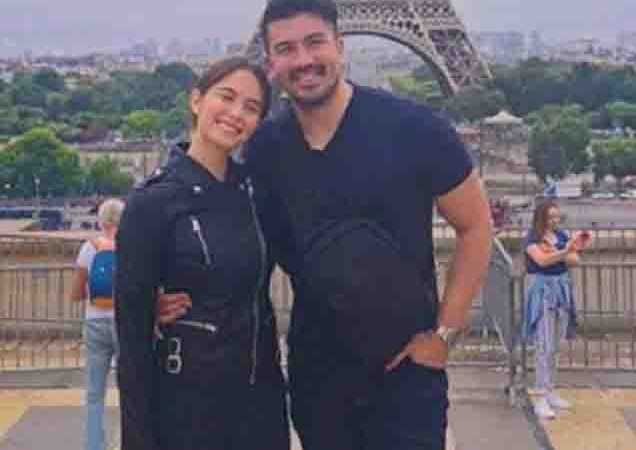 Jessy Mendiola and Luis Manzano travel to Paris
