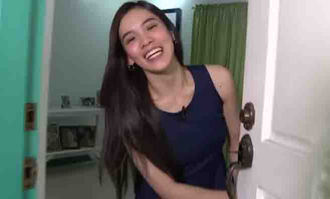 WATCH:  A sneak peek of Jacque 'Ate Girl' Gonzaga's house in Antipolo