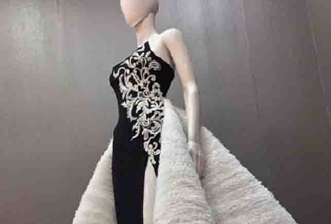 Is this the gown made by John Herrera for Kim Chiu?