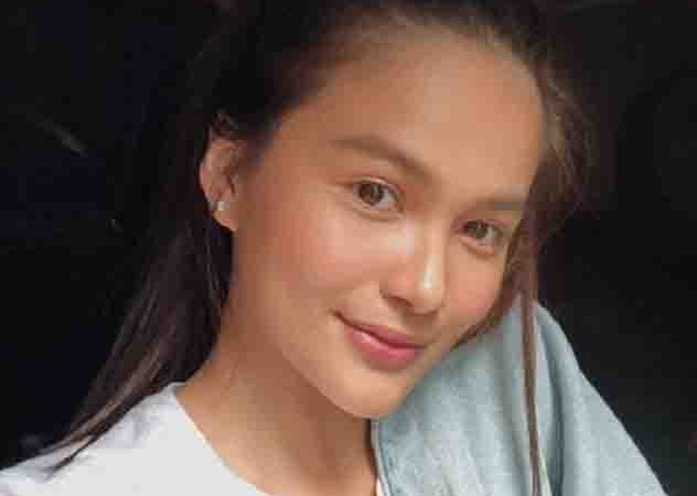 Elisse Joson looks gorgeous even with no makeup