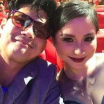 Robin Padilla shows support to Mariel Padilla on her 'It's Showtime' comeback