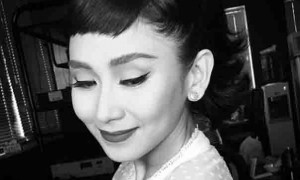 Feel or Fail: Sarah Geronimo's Audrey Hepburn inspired look for movie 'Miss Granny'