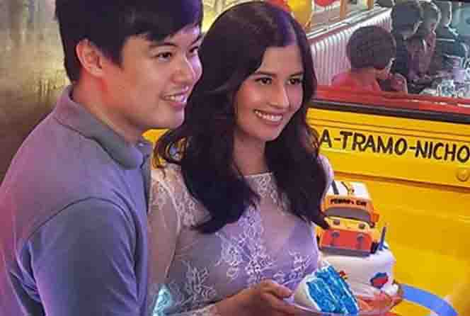 Shamcey Supsup and Lloyd Lee reveal gender of their second baby