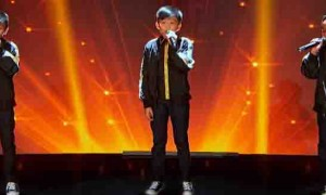 TNT Boys amaze 'Little Big Shots' audience anew with their hair-raising performance