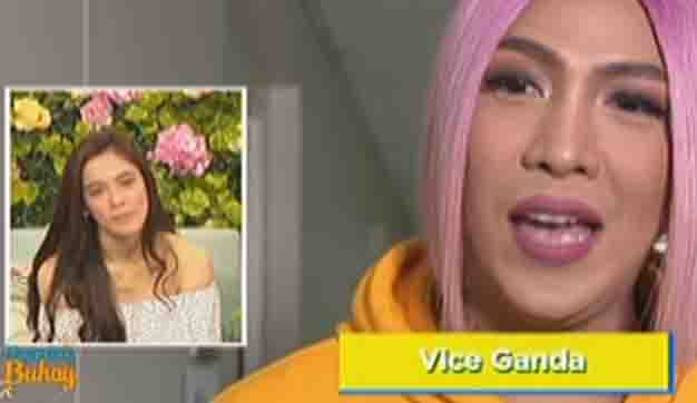 WATCH:  Jackque Gonzaga becomes emotional as she thanks Vice Ganda
