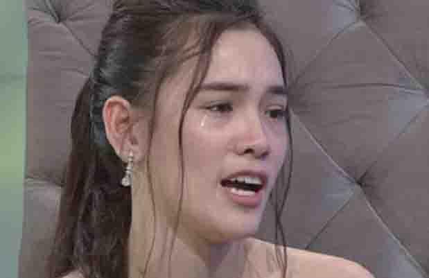 """WATCH:  Jackque Gonzaga gets emotional over bashers comment: """"dancer ka lang"""""""