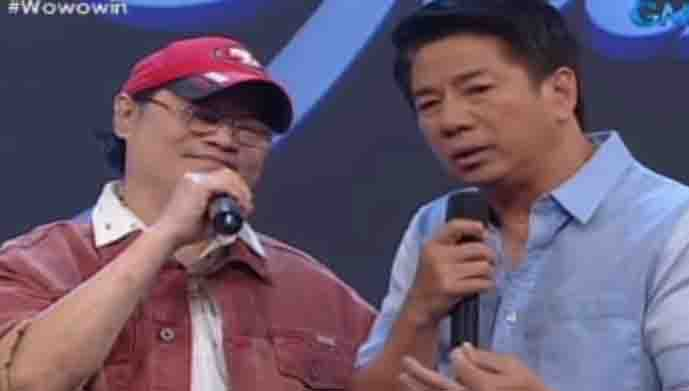 April Boy Regino reveals Willie Revillame paid for his eye operation