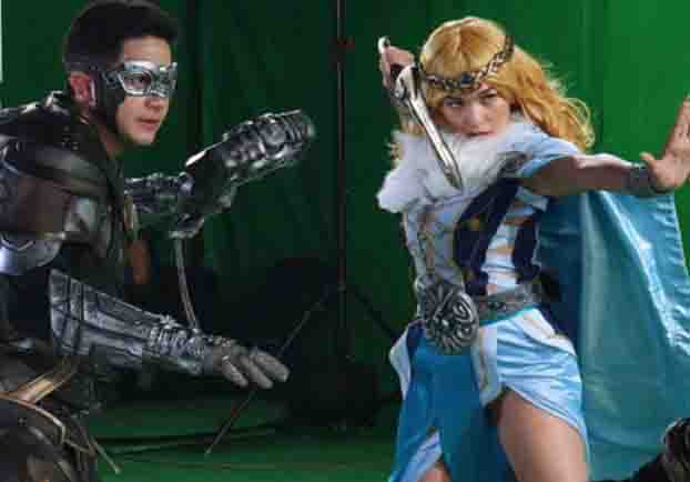 Andrea Torres joins the cast of 'Victor Magtanggol'