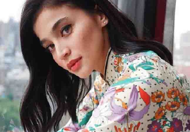 Anne Curtis attends 'BUYBUST' premiere wearing her Calvin Klein and Gucci outfits