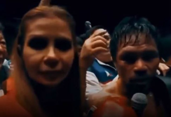 "Netizens criticize Dyan Castillejo for addressing Duterte as ""your president"""