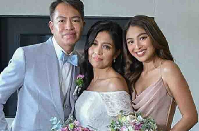 Nadine Lustre celebrates parents' silver wedding anniversary