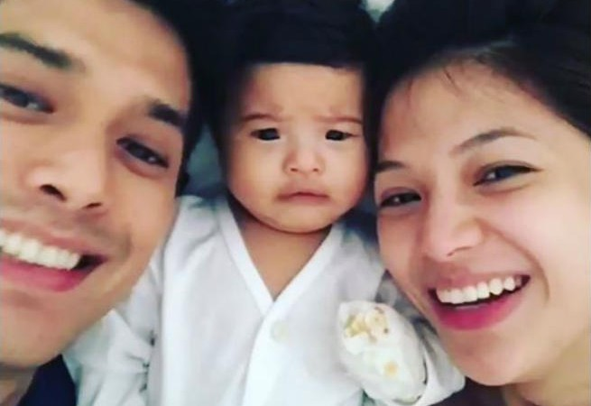 JC De Vera shares photos of daughter for the first time