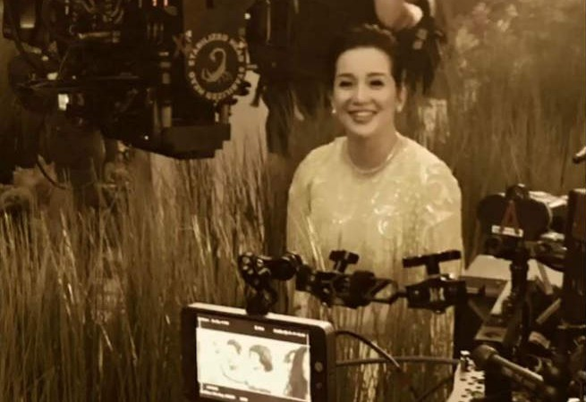 Kris Aquino to portray the role of an Asian princess in 'Crazy Rich Asians'